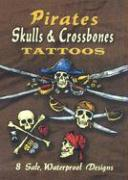 Pirates Skulls & Crossbones Tattoos