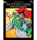 The Real Mother Goose Stained Glass Coloring Book - Blanche Fisher Wright