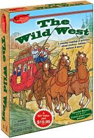 The Wild West Discovery Kit - Dover, Gary Zaboly (Illustrator)
