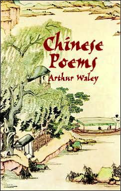 Chinese Poems - Arthur Waley