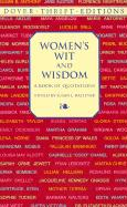 Women's Wit and Wisdom: A Book of Quotations