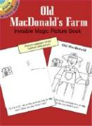 Old MacDonald's Farm Invisible Magic Picture Book: Picture Appears When Rubbed with Pencil
