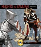 Knights vs. Samurai - Weller, Alan / Dover Pictura
