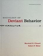 Sociology of Deviant Behavior - Clinard, Marshall B. Meier, Robert F.