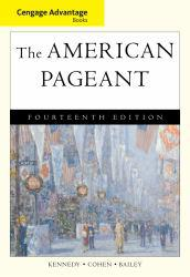 American Pageant-Cengage Advantage Edition - David Kennedy