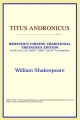 Titus Andronicus (Webster's Chinese-Simplified Thesaurus Edition) - ICON Reference