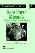 Rare Earth Minerals als Buch von A. P. Jones, F. Wall, C. T. Williams - A. P. Jones, F. Wall, C. T. Williams