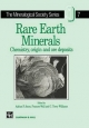 Rare Earth Minerals - Adrian P. Jones; C. Terry Williams; Frances Wall