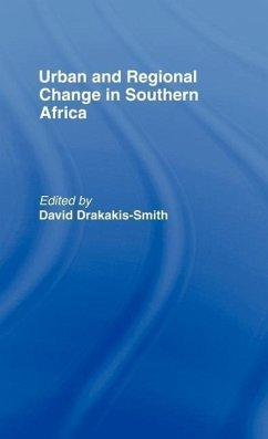 Urban and Regional Change in Southern Africa - Smith, David W. (ed.)
