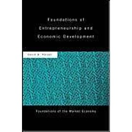 Foundations Of Entrepreneurship And Economic Development - David A. Harper