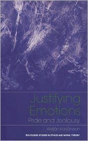 Justifying Emotions - Kristjan Kristjansson