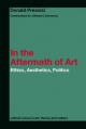 In the Aftermath of Art - Donald Preziosi; Joanne Lamoureux