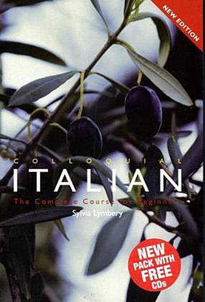 Colloquial Italian: The Complete Course for Beginners with Book(s) and CD (Audio) (Colloquial) - Sylvia Lymbery