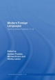 Modern Foreign Languages - Norbert Pachler; Michael Evans; Shirley Lawes