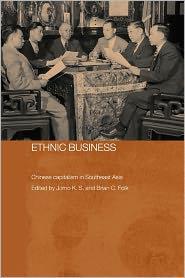 Ethnic Business - Jomo K. S. (Editor), Brian Folk (Editor)
