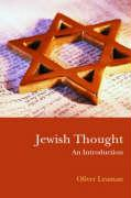 Jewish Thought: An Introduction