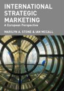 International Strategic Marketing: A European Perspective
