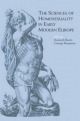 Sciences of Homosexuality in Early Modern Europe - Professor George S. Rousseau; Kenneth Borris