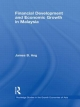 Financial Development and Economic Growth in Malaysia - James B. Ang