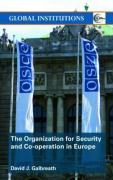 The Organization for Security and Co-Operation in Europe