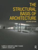 Structural Basis of Architecture