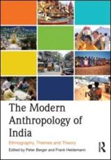 The Modern Anthropology of India - Peter Berger