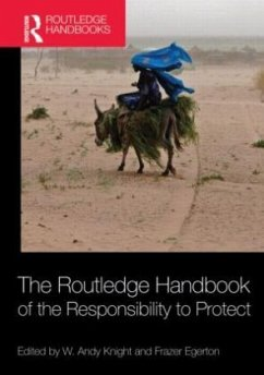 Routledge Handbook of the Responsibility to Protect - Knight, W. A. Egerton, Frazer