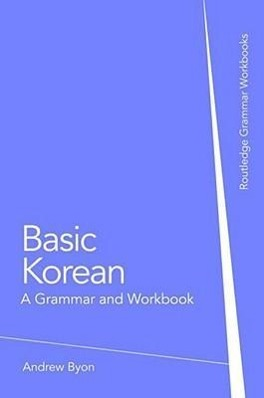 Basic Korean - Byon, Andrew