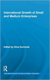 International Growth of Small and Medium Enterprises - Niina Nummela (Editor)