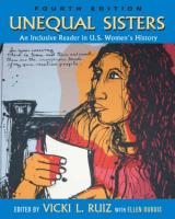 Unequal Sisters: An Inclusive Reader in U.S. Women's History