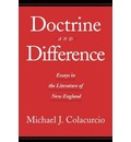 Doctrine and Difference - Michael J. Colacurcio