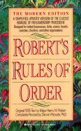 Robert's Rules of Order: The Modern Edition