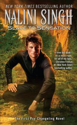 Psy-Changeling Series: Slave to Sensation - Singh, Nalini
