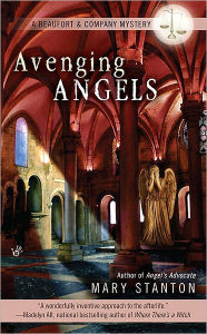 Avenging Angels (Beaufort and Company Series #3) - Mary Stanton