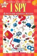 Level 1: I Spy: 4 Picture Riddle Books