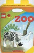 Zoo [With Stickers]