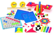 Saxon Homeschool: Manipulative Kit 1st Edition - Not Available