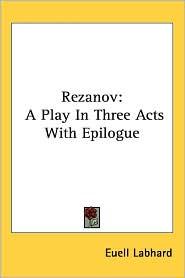 Rezanov - Euell Labhard