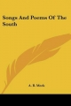 Songs and Poems of the South - Alexander Beaufort Meek