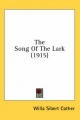 Song of the Lark (1915) - Willa Cather