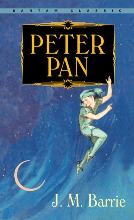 Peter Pan als eBook Download von J. M. Barrie - J. M. Barrie