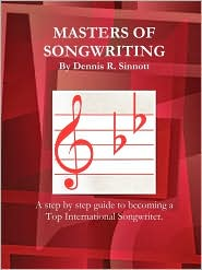 Masters Of Songwriting - Dennis Sinnott