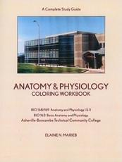 Anatomy & Physiology Coloring Workbook - Elaine Nicpon Marieb