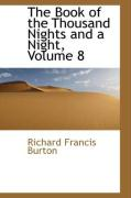 The Book of the Thousand Nights and a Night, Volume 8