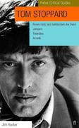 Hunter, Jim: Tom Stoppard: Faber Critical Guide