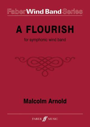 Flourish for Band: Score & Parts