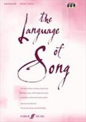 The Language of Song -- Advanced: High Voice, Book & CD - Alfred Publishing / Pegler, Heidi / Kemp, Nicky-Jane