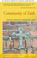 Community of Faith: Crafting Christian Communities Today
