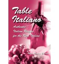 Table Italiano - Mary Frances Garrido