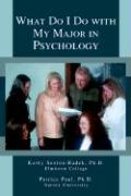 What Do I Do with My Major in Psychology